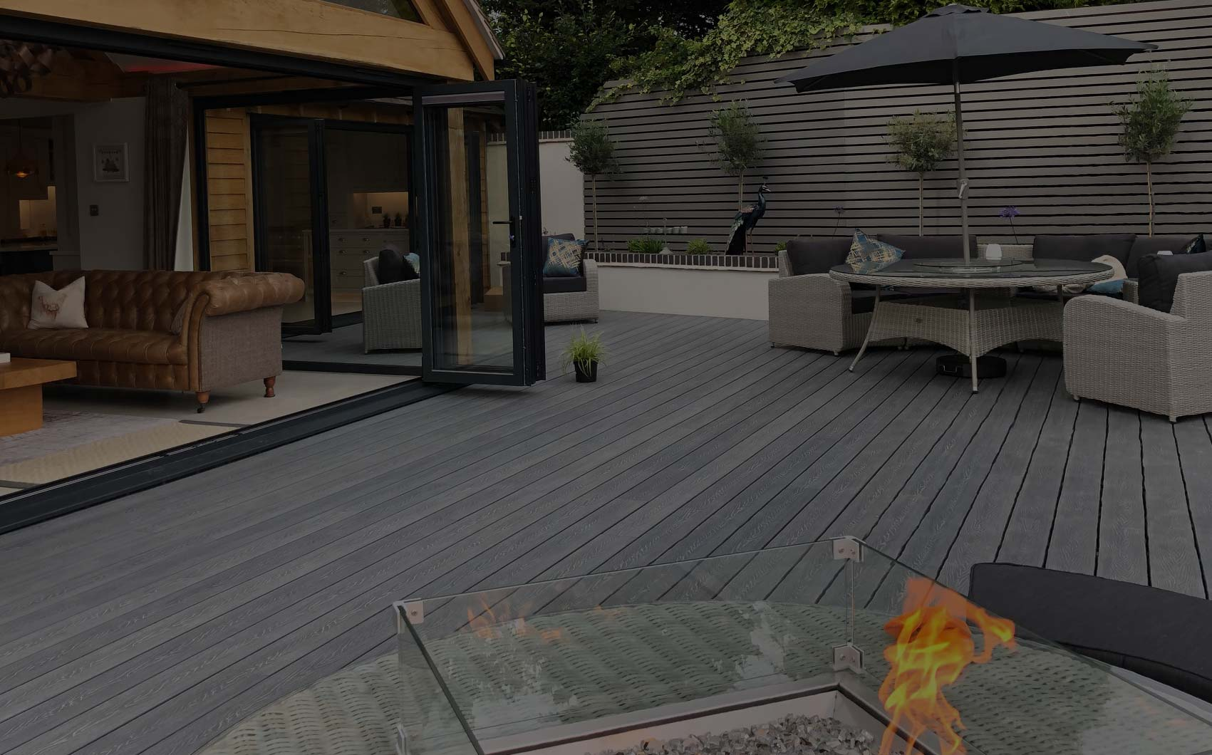 Composite decking image Finch